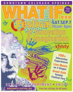 What IF... Festival Guide Cover